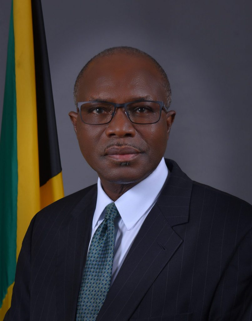 Sectoral Presentation By Hon. Clifford Everald Warmington, Minister Without Portfolio in the Ministry of Economic Growth And Job Creation