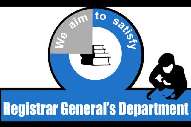 RGD Stages Free Birth Registration Fairs - Jamaica Information Service