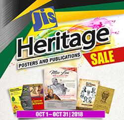 JIS Heritage Poster Sale