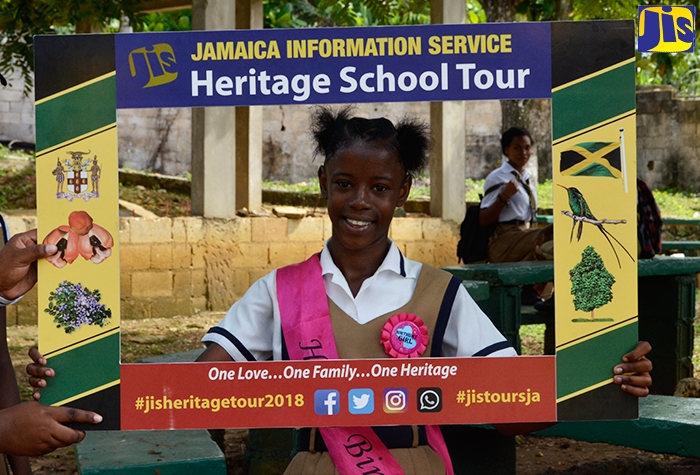 JIS Heritage School Tour 2018
