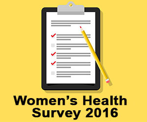 Women's Health Survey 2016