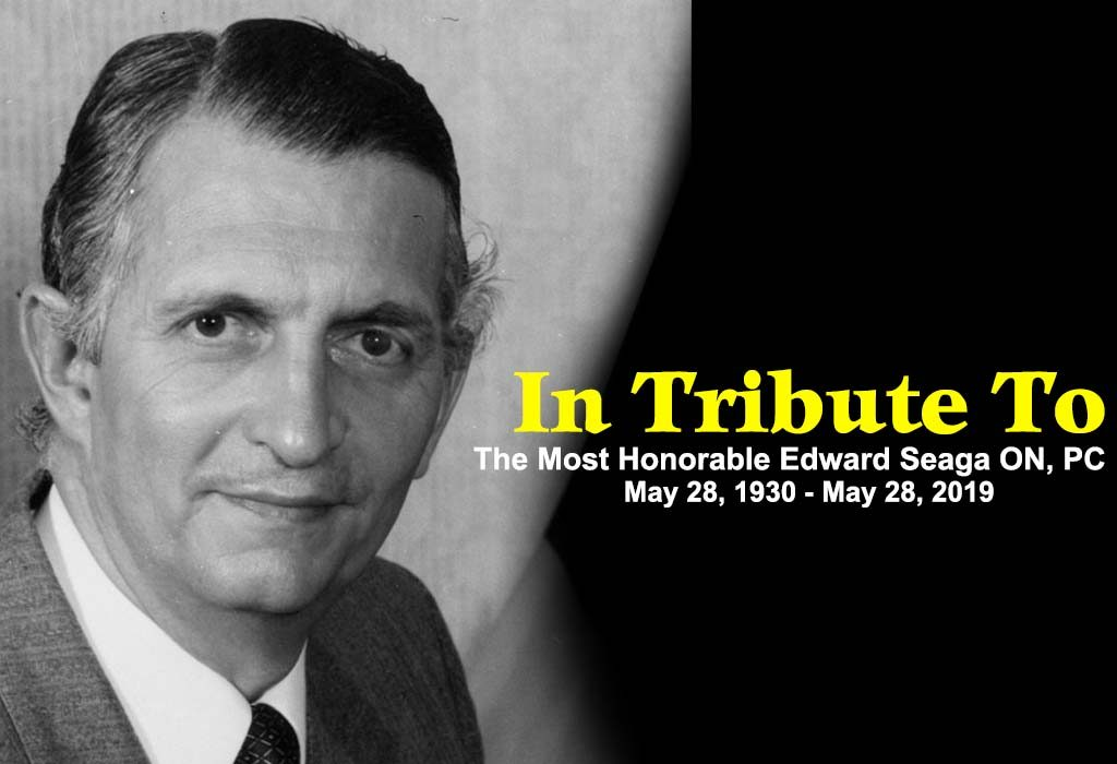 Tribute to The Most Hon. Edward Seaga