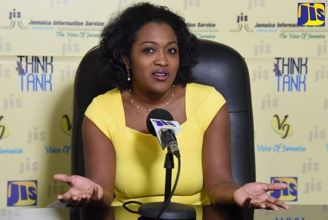 Film Commissioner at Jamaica Promotions Corporation (JAMPRO), Renee Robinson.