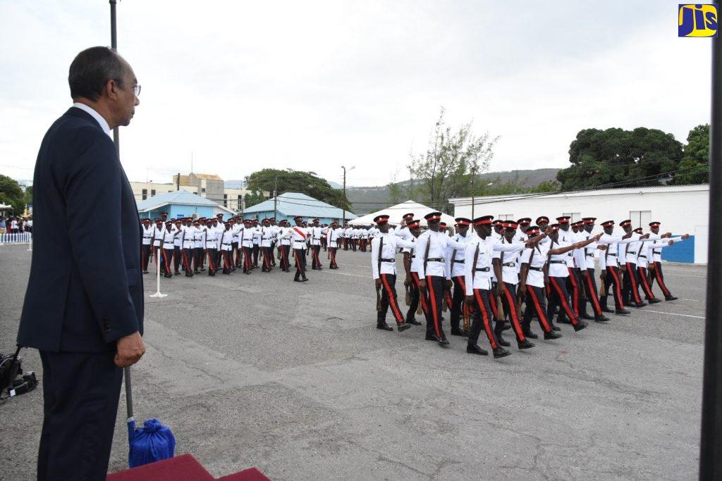 Anthem & Pledge - Jamaica Information Service