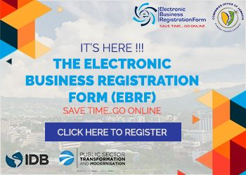 The Electronic  Business  Registration  Form (EBRF)