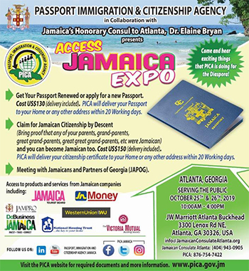 Access Jamaica Expo