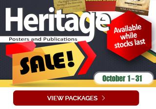 JIS Heritage Posters