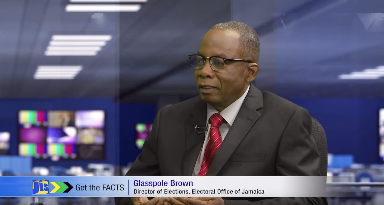 Get the Facts Electoral Office of Jamaica 17/10/2019