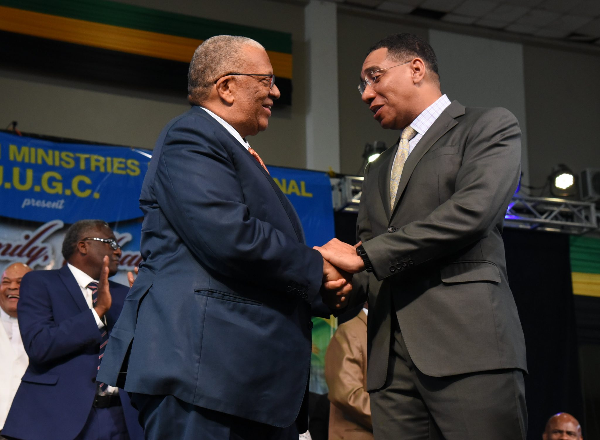 Prime Minister, the Most. Hon. Andrew Holness - Jamaica ...