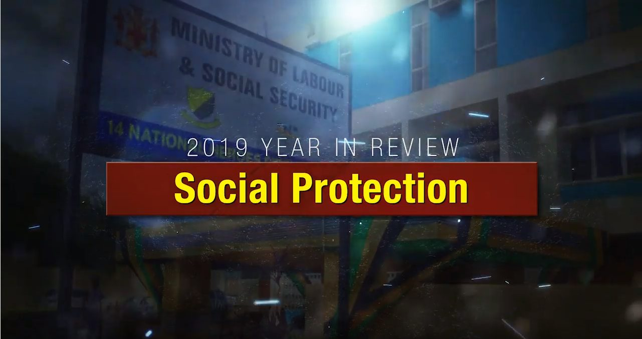 Ministry Of Labour And Social Security YIR 2019