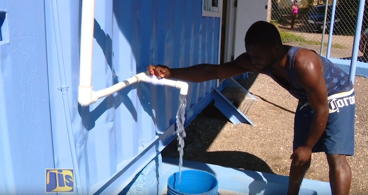 Community Beat Water Shop for Life