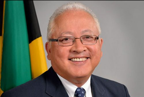 Sectoral Debate at Gordon House on May 4, 2021 by The Honourable Delroy Chuck, QC, MP., Minister Of Justice