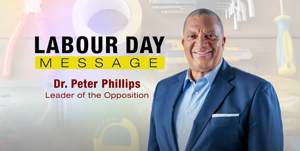 Labour Day Message Dr Peter Phillips Leader of Opposition 2020