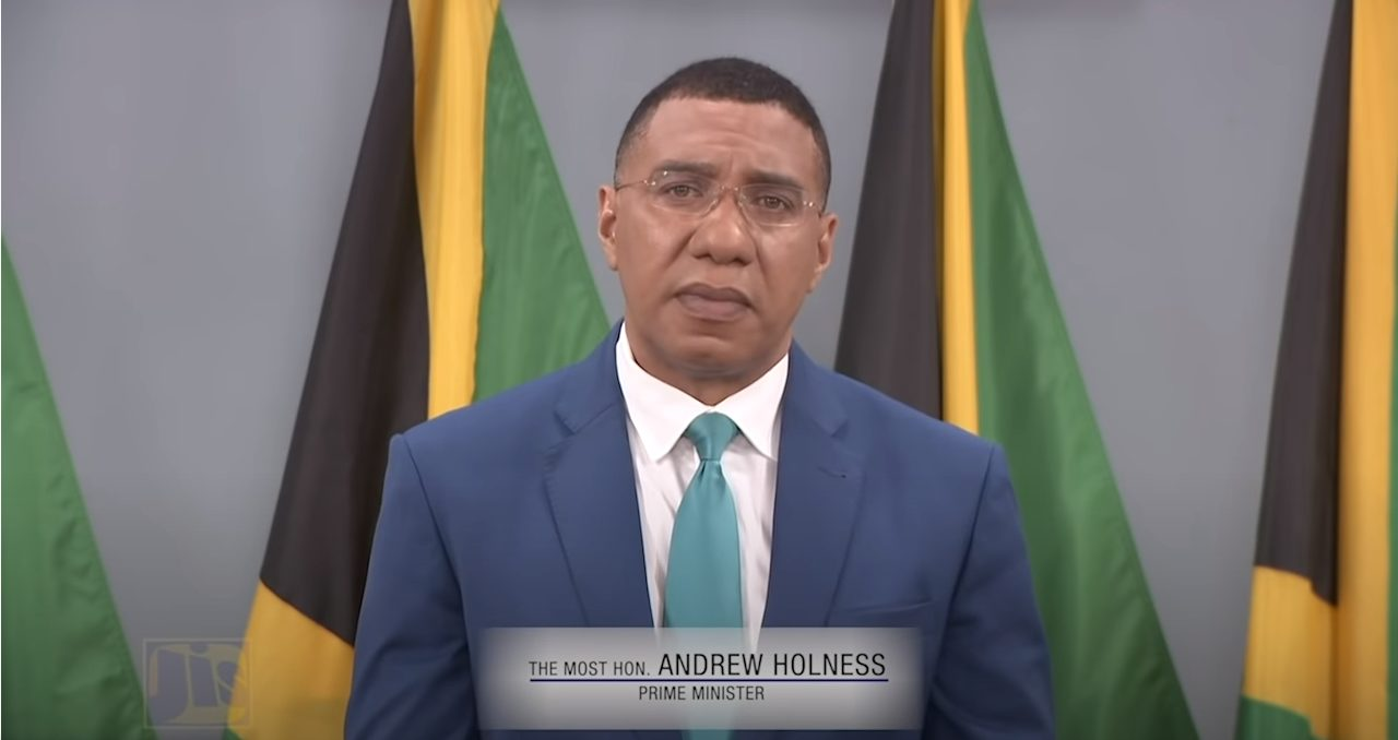 Labour Day 2020 Message The Most Hon Andrew Holness – Labour at Home, Clean Up, Fix Up, Plant Up