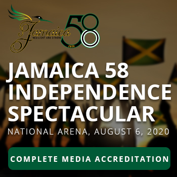 Jamaica Independence Day 2020 Media Accreditation