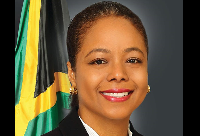 2021/22 Sectoral Presentation by Marlene Malahoo Forte, QC, MP , Attorney General of Jamaica on April 28