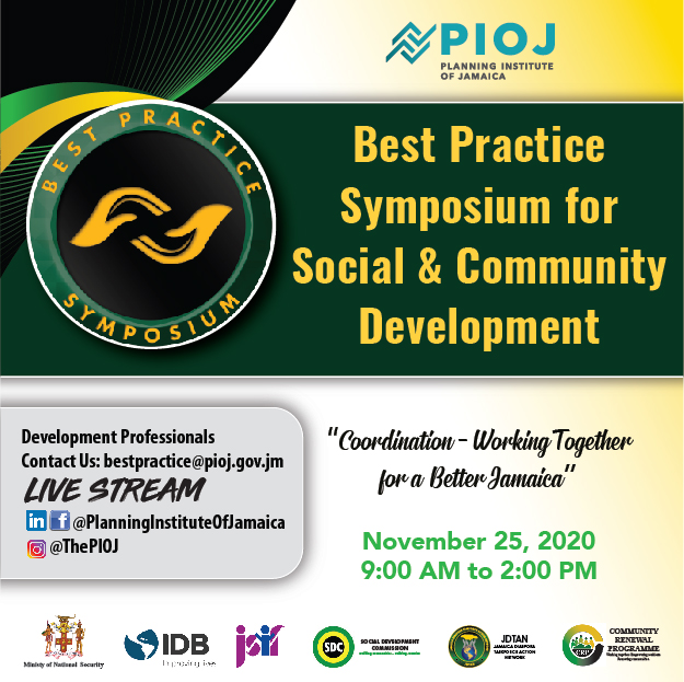 Best Practice Symposium for Social and Community Development