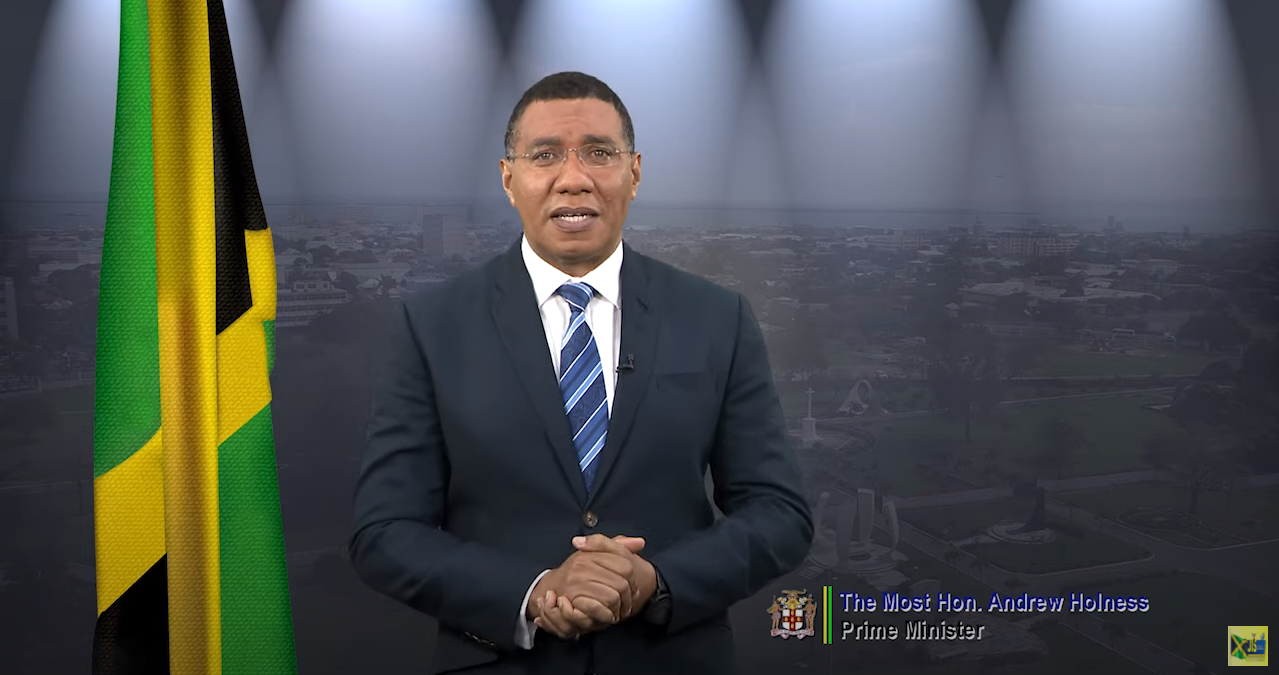The Most Honourable Andrew Holness National Heroes Day Message