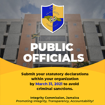 Public Officials – File Your Statutory Declarations