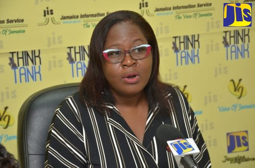 Director of Communications, Consumer Affairs Commission (CAC), Latoya Halstead. 