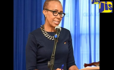 Education, Youth and Information Minister, the Hon. Fayval Williams
