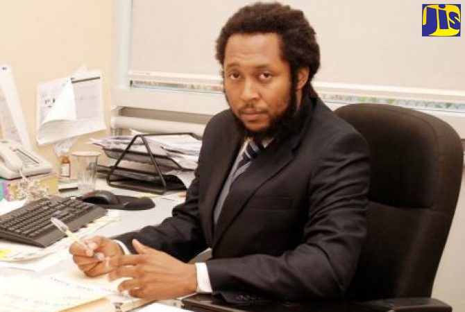 Deputy Director and Legal Counsel, Jamaica Intellectual Property Office (JIPO), Dr. Marcus Goffe (Photo: Contributed)