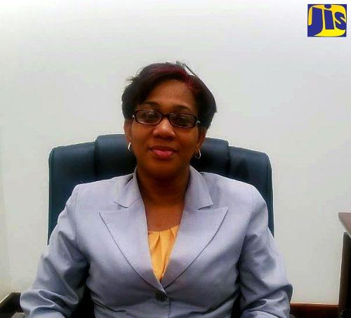 Accountant General, Anya Jones.