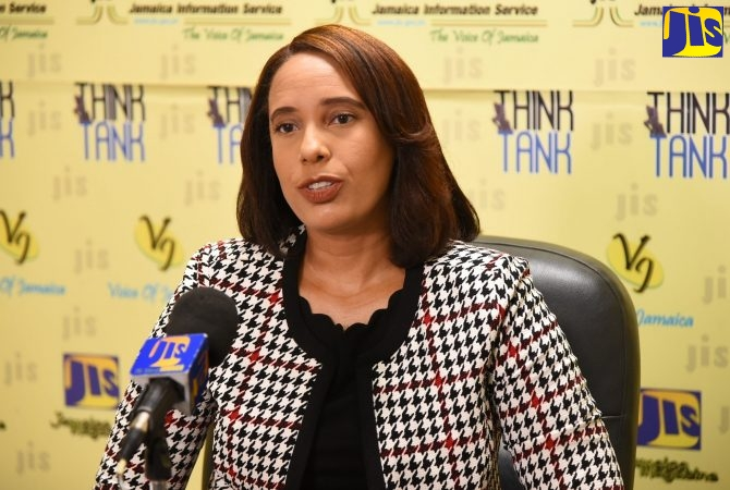 Head, Special Projects Unit, Surveys Division, Statistical Institute of Jamaica (STATIN), Philone Mantock