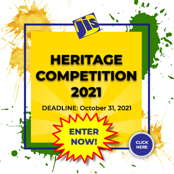 JIS Heritage Competition 2021