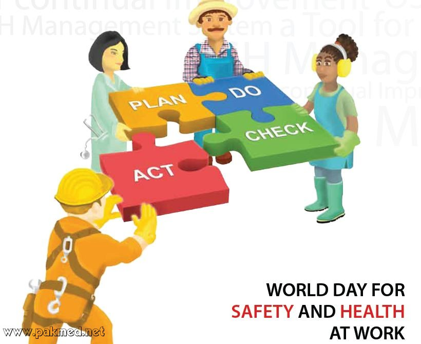World Day For Safety And Health At Work Jamaica