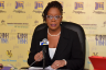 Senior Legal Officer in the Office of the Prime Minister with interim oversight responsibility for the Access to Information Unit, Shereika Hemmings-Allison, emphasizes the importance of the Access to Information Act, at a recent JIS 'Think Tank'.