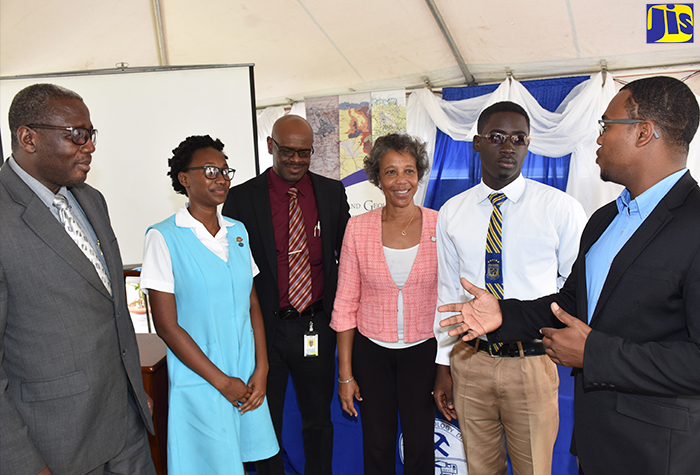 Young Persons Encouraged to Pursue Career Options in