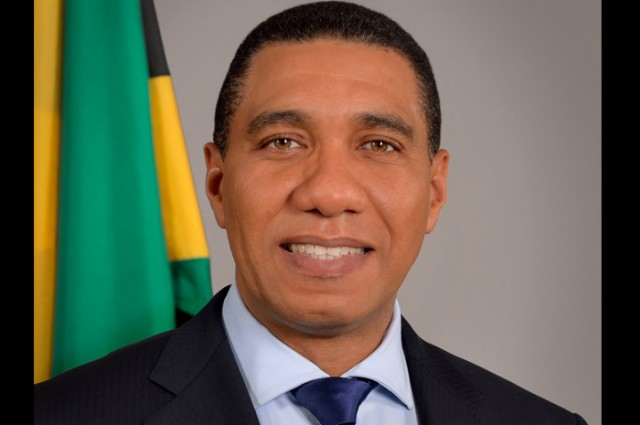 Prime Minister, the Most Honourable Andrew Michael Holness, O.N., M.P.