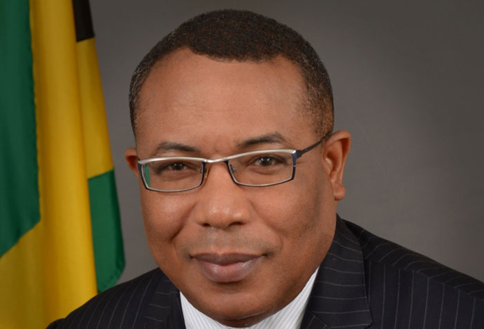 Minister of Investment, Industry and Commerce, the Hon. Anthony Hylton.