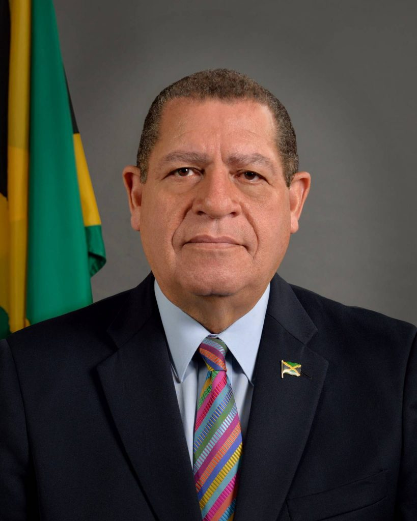 Sectoral Debate 2021 By the Honourable Audley Shaw, CD, MP, Minister Of Industry, Investment And Commerce at the Houses Of Parliament on May 11, 2021