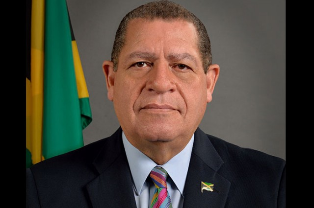 Minister of Finance, The Hon. Audley Shaw, CD, MP