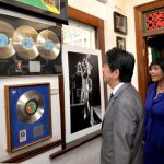 Prime Ministers Tour Bob Marley Museum