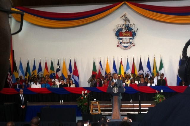 President Obama Announces US$70 Million Youth Training and Employment Programme