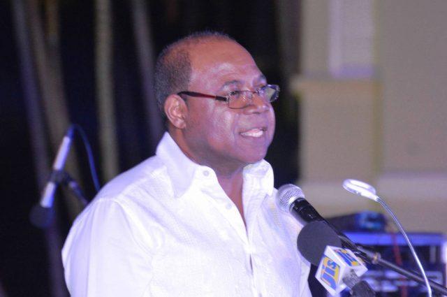 Minister of Tourism, Hon. Edmund Bartlett.