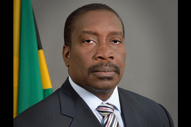 Sectoral Presentation 2020 Presented by Hon. Robert Montague, MP