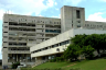 The Cornwall Regional Hospital in Montego Bay, St. James.