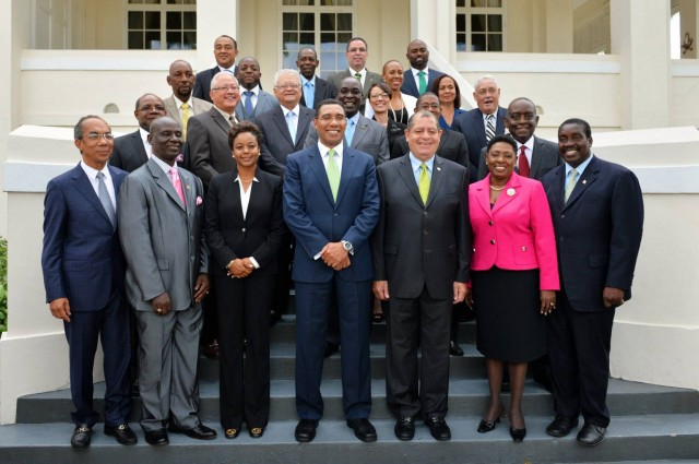 Members of Parliament - Jamaica Information Service