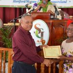 100 Residents Receive Certificates of Possession for Land in Westmoreland