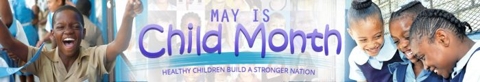 Child Month Official Banner
