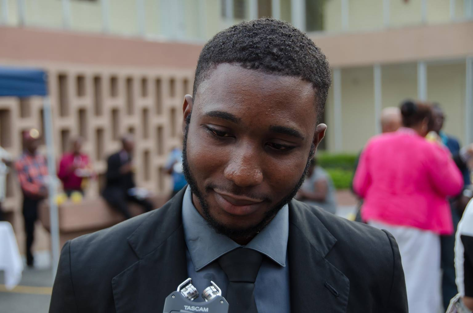 Nicholas Campbell completed a one-year course in Chemistry, Biology and Calculus in the Faculty of Science and Technology at the University of the West Indies, (UWI), Mona Campus