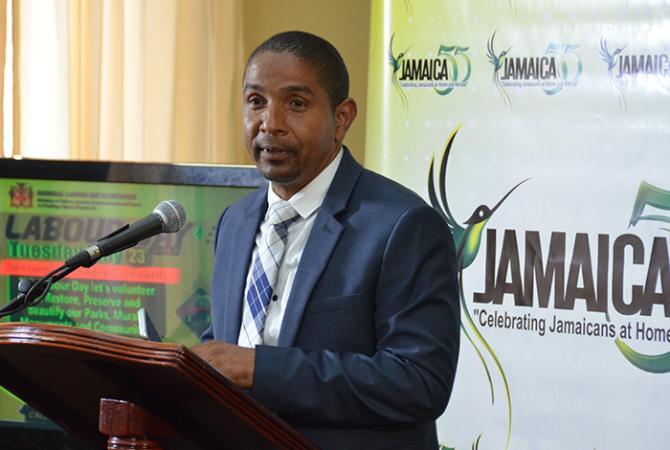 Mayor of Kingston and St. Andrew Corporation, Senator Delroy Williams