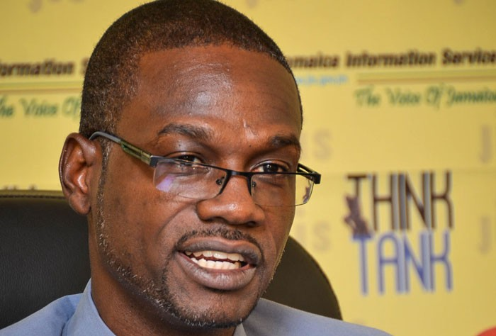 Director of Social Security in the Ministry of Labour and Social Security, Denzil Thorpe.