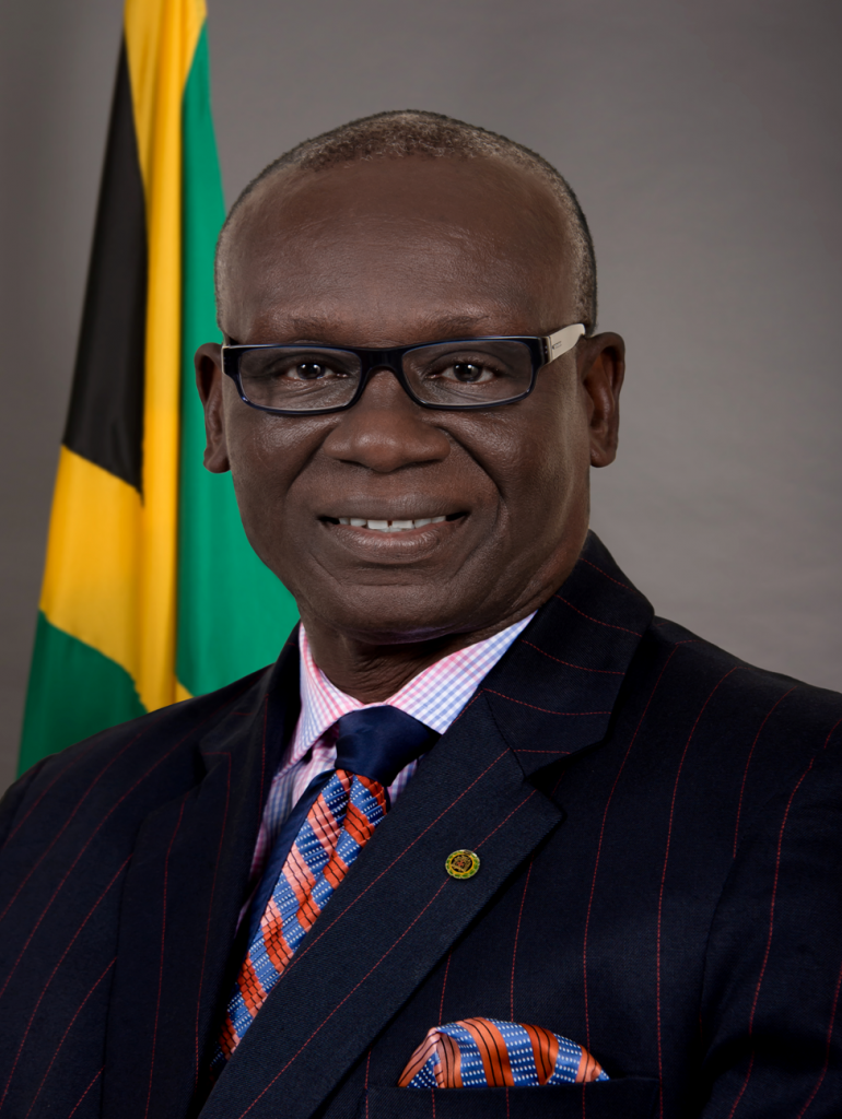 2021/22 Sectoral Presentation by Minister of Local Government and Rural Development, The Hon. Desmond McKenzie, CD, MP, JP., at Gordon House on  May 18, 2021