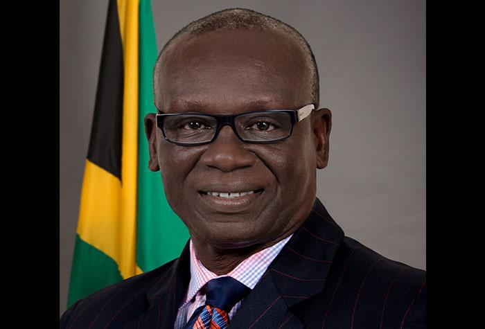 Desmond McKenzie - Jamaica Information Service