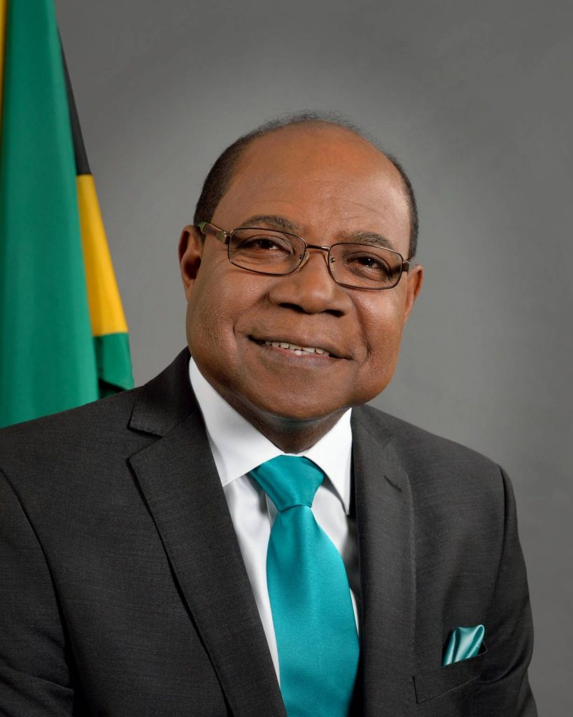 Opening of the 2021/2022 Sectoral Debate by Hon. Edmund Bartlett, CD, MP, Minister  of Tourism and Leader of the House